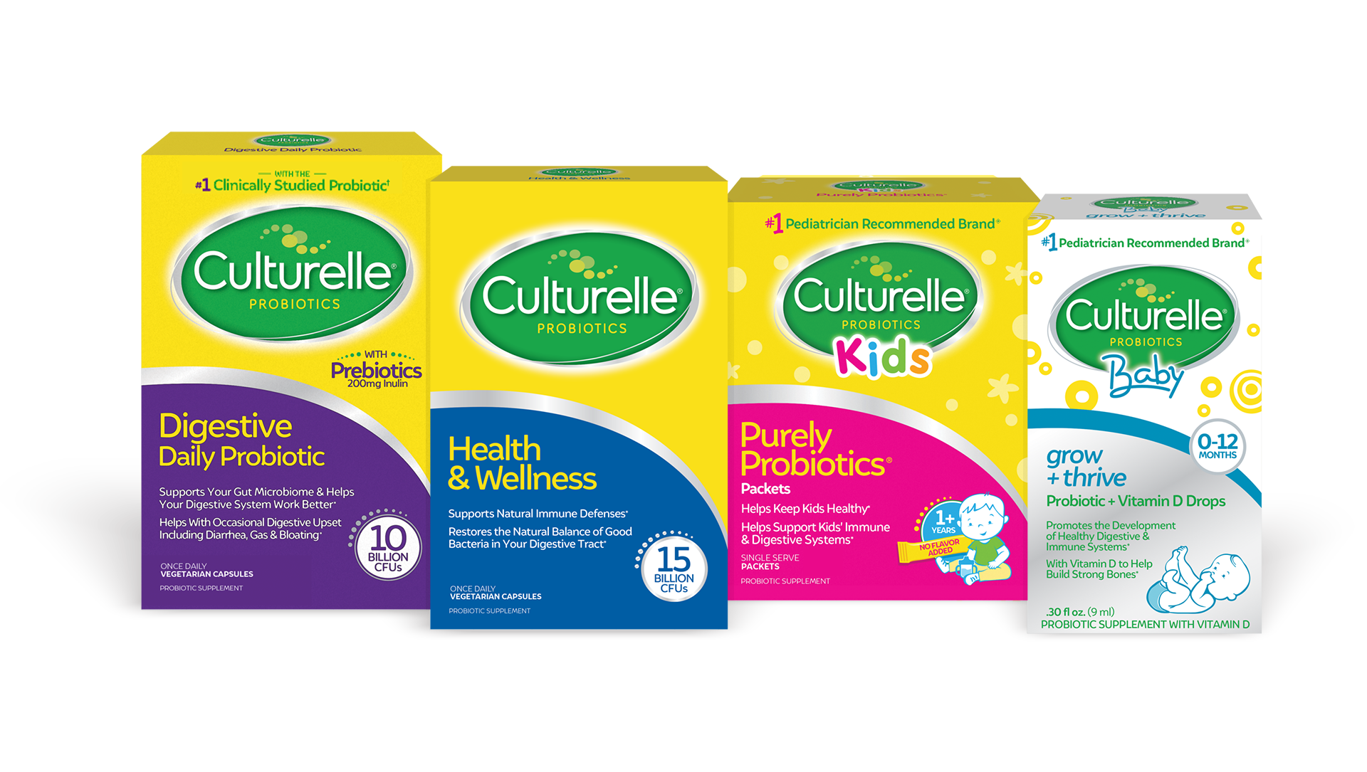 Culturelle Product Family Image