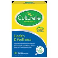Culturelle® Probiotics Vegetarian Health & Wellness (Health Food)