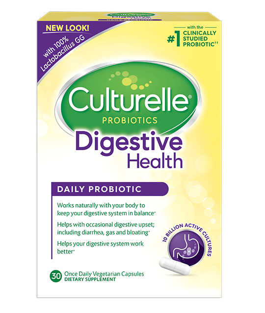 Culturelle® Probiotics Digestive Health Daily Probiotic