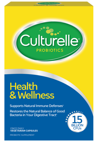 Culturelle® Health & Wellness Front of Package