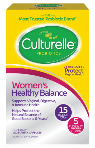 Culturelle® Women's Healthy Balance Front of Package